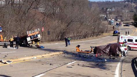 Photos Fatal Crash In Collier Township