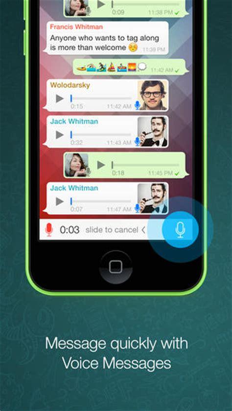 iphone apps whatsapp enjoyable instant messenger newsinitiative