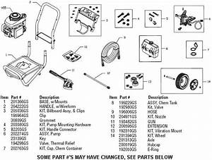 Washer Parts  Quantum Power Washer Parts