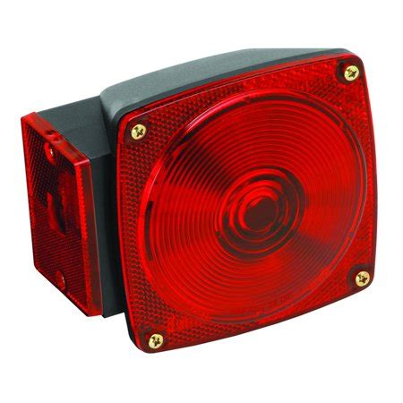 walmart trailer lights wesbar 2423006 submersible 80 quot trailer taillights