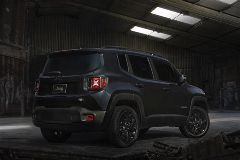 Jeep Renegade Dawn Of Justice Special Edition Announced