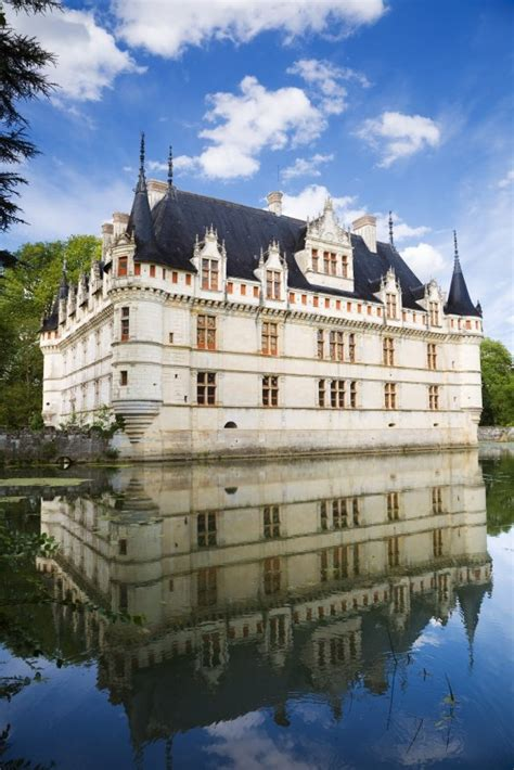 castle of azay le rideau azay le rideau azay le rideau tourism