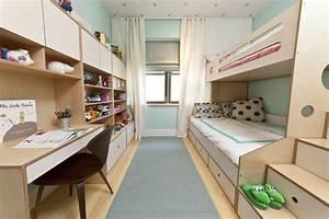 Deco chambre fille petit espace for Chambre fille petit espace