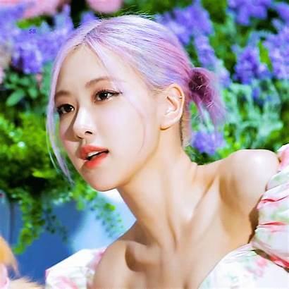Blackpink Cream Ice Rose Lisa Jisso Jennie