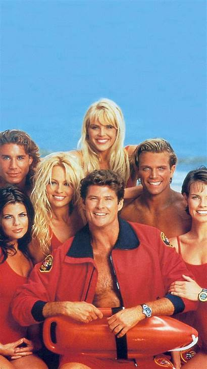Baywatch Wallpapers Tv Phone 90s Movies Shows