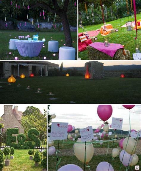 decoration de mariage exterieur idees decoration salle mariage