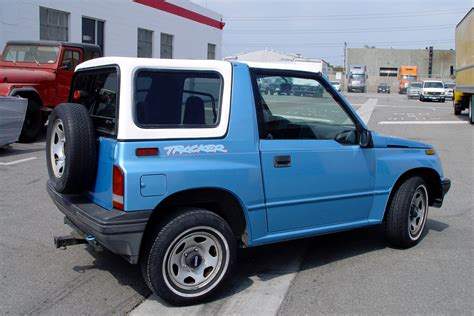 geo tracker rally tops quality hardtop for chevy geo tracker 1989 1998