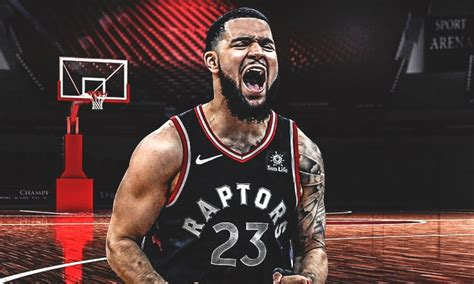 Fred VanVleet signs deal with AND-1 - Toronto Ontario ...