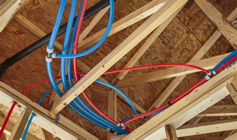 It?s All about PEX Piping   Plumber in Fort Worth, TX
