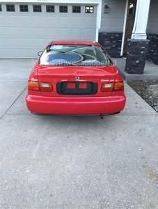 1994 Honda Civic Dx Manual Transmission Only 85k Miles
