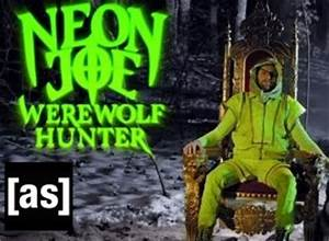 Neon Joe Werewolf Hunter Next Episode