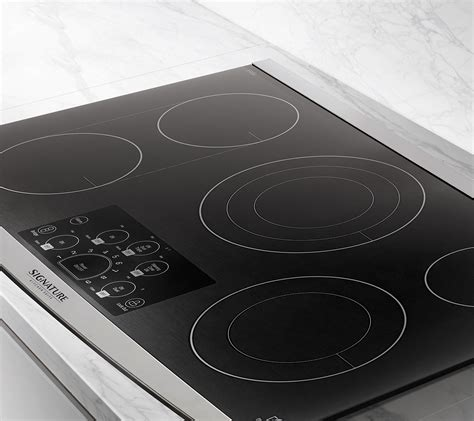 cooktop electric 36 glass ceramic inch surface cooktops smooth lg cooking kitchen bridge