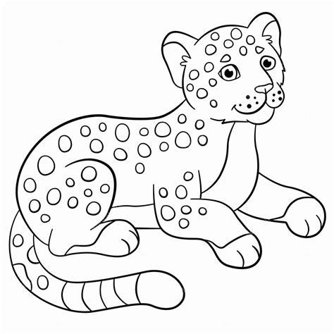 Kleurplaat Panter by Kleurplaat Panter Nieuw 10 Beste Jaguar Kleurplaten Voor