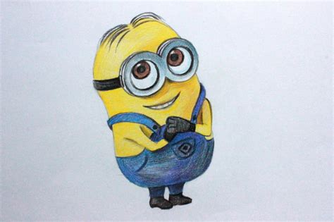 Information About Easy Minion Pencil Drawings Yousense Info