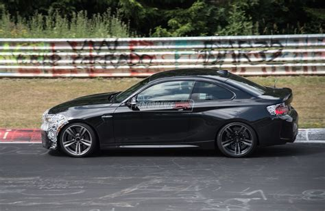 2018 Bmw M2 Cs Prototype Spotted At Nurburgring (video