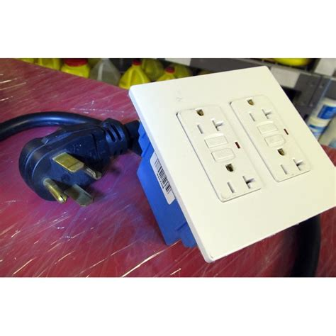 electrical converter 230 volt 4 wire prong 30 to 115