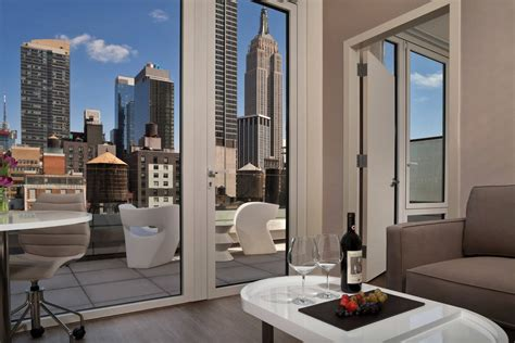 Best Hotel Ny by Nyc Hotel Rooms With A View Hotels