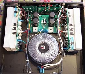 The T Amp Ta2400 Mk-x