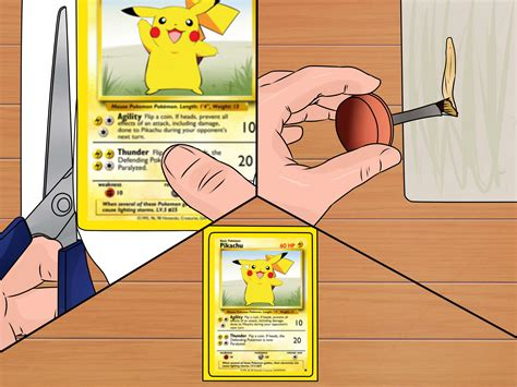 But it's a lot deeper than that. How to Make a Pokémon Card (with Pictures) - wikiHow
