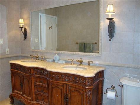 Tuscan Bathroom Update   Mediterranean   Bathroom   New