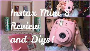 Instax Mini 8 Review Diy YouTube