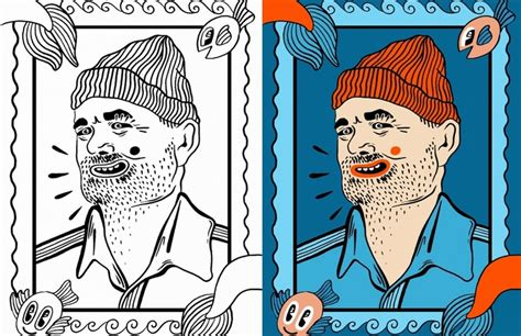 bill murray coloring book thrill murray bill murray coloring book neo coloring
