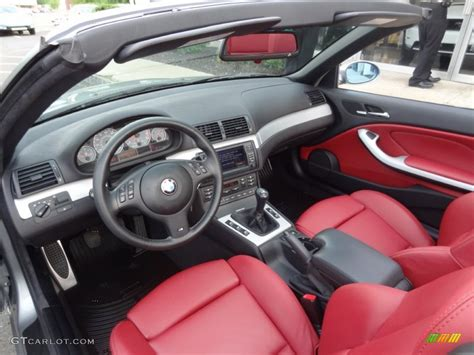 bmw red interior imola red interior 2006 bmw m3 convertible photo 65773054