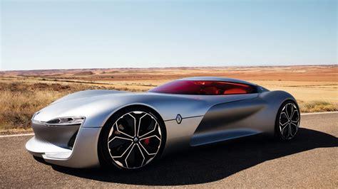 Trezor Concept Concept Cars Vhicules Renault Fr