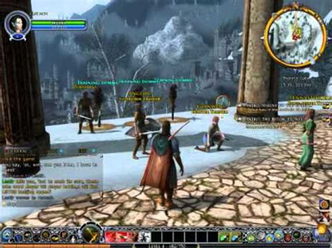 Mmorpg Reviewfirst Impression  Lord Of The Rings Online