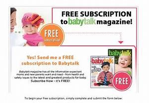 Free Baby Talk Magazine subscription   AL.com