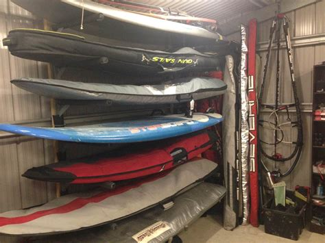 storage solutions windsurfing forums page