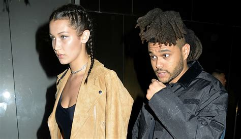 8,528,405 likes · 457,471 talking about this. The Weeknd & Girlfriend Bella Hadid Step Out for Date ...