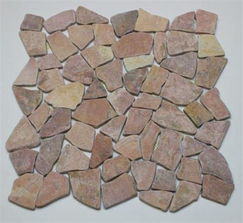 1m² Bruchmosaik Mosaik Marmor Wand Boden Fliesen Stein
