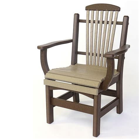 dining height chairs  amish craftsmen guild ii