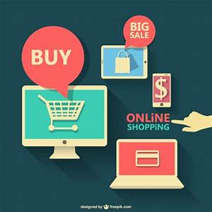 L Shop Onlineshop : online shopping flat graphics vector free download ~ Yasmunasinghe.com Haus und Dekorationen
