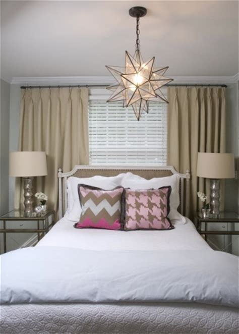 bed  front  window contemporary girls room liz carroll interiors