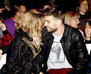 Gerard Pique and Shakira Married