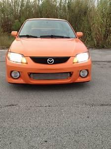 2003 Mazda Mazdaspeed Protege - Specifications