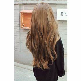 """Color of the month! Brown Sugar #10, -20"""" long and 180 ..."""