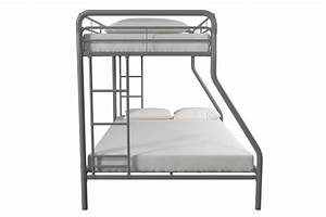 Twin Over Full Metal Bunk Bed Assembly Instructions