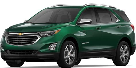 2019 Chevy Equinox by 2019 Chevy Equinox Color Options