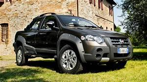 2012 Fiat Strada Adventure Crew Cab  Eu