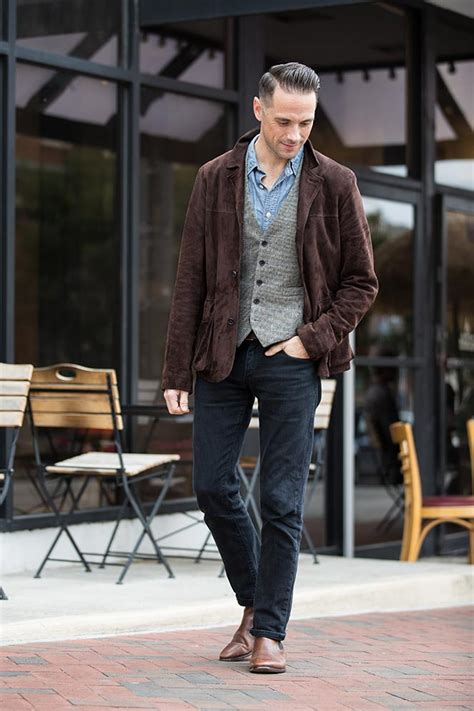 What To Wear On a First Date - He Spoke Style