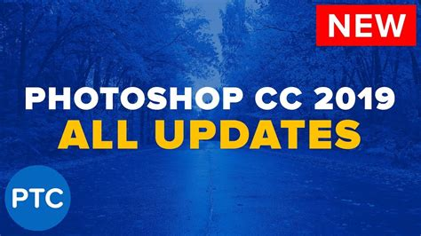 What's New In Photoshop Cc 2019 Tutorial Cgpress