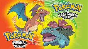 Pokemon - FireRed & LeafGreen - Complete Soundtrack - YouTube