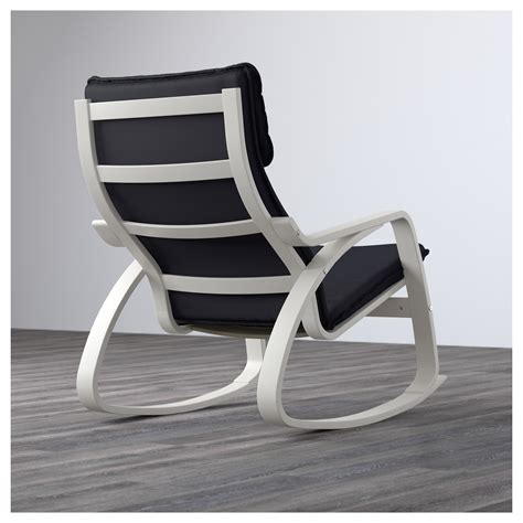 ikea white rocking chair po 196 ng rocking chair white ransta black ikea
