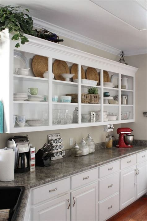 open shelving kitchen design ideas decor   world
