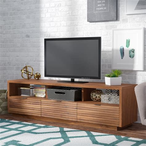 Decorating Ideas Tv Consoles by Living Room Modern Tv Stand Design And Ideas Tv