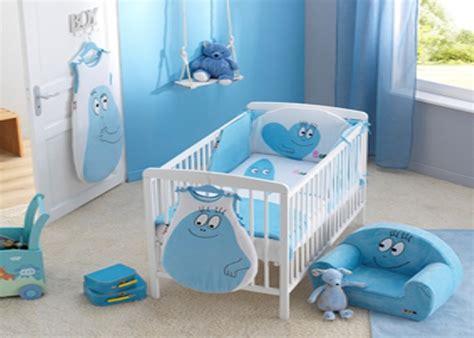 photo chambre bébé garçon chambre garcon bleue chaios com