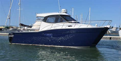 Custom Plate Alloy Boats by Moda Boats Premium Plate Aluminium Catamaran Monohulls